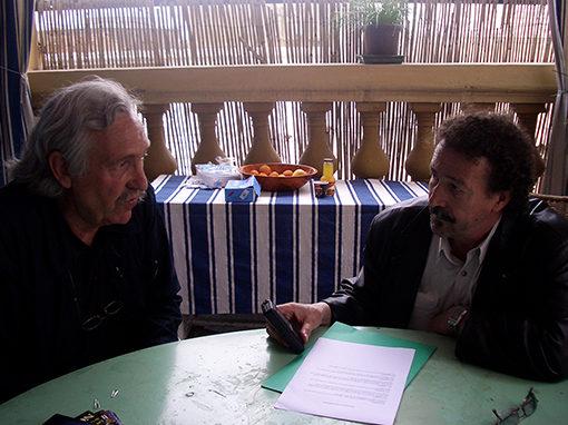 2006-Rencontre avec Denis Martinez