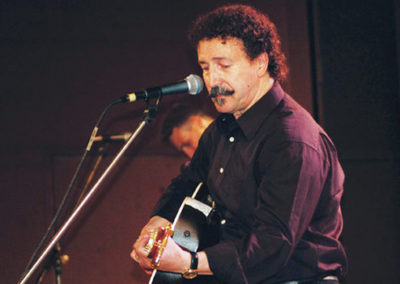 2007- Le thème de l'exil dans les chansons de Aït Menguellet