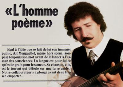 1984-L'homme poème