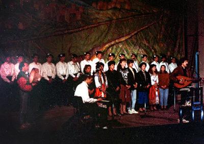 1991-Retour fracassant de Aït Menguellet