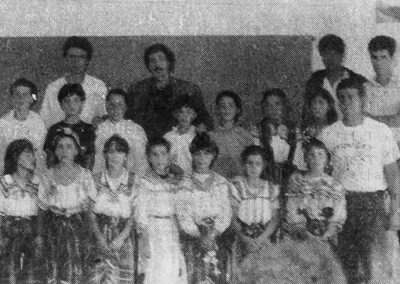 "1992-Tirza n Lewnis ar Tiddukla Tadelsant ""Aẓru Imedyazen"""
