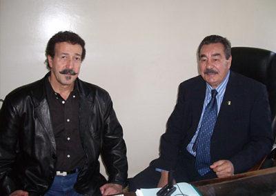 2005-Rencontre avec Akli Yahiaten