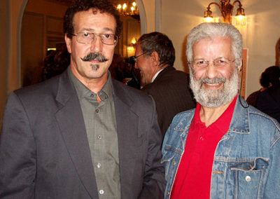 2006-Rencontre avec Ben mohammed
