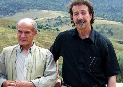 2008-Rencontre avec Slimane Chabi