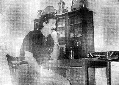 1995- Interview par la Revue Asirem