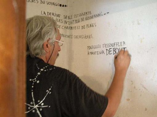 2008- Raconte-Arts à Ighil Bwammas